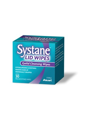 alcon - SYSTANE Lid Wipes x30