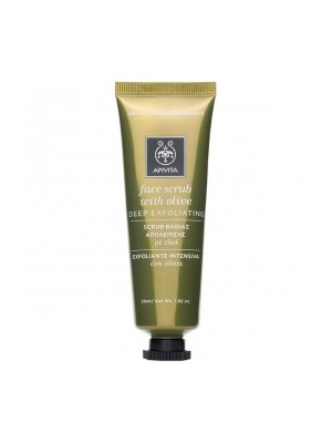 Apivita - Express Beauty, Intensive Exfoliating Cream with olive, 50ml
