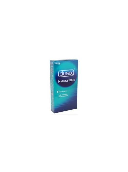Durex - Natural, 6pcs