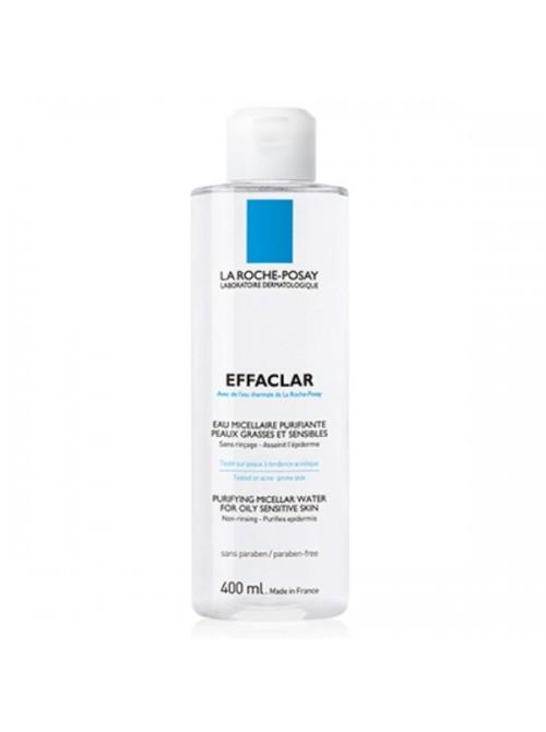 La Roche-Posay - Effaclar Eau micellaire, 400ml