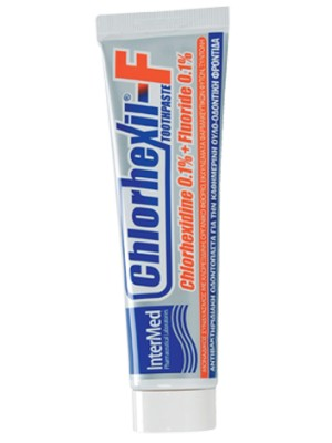 intermed - CHLORHEXIL F Toothpaste, 100ml