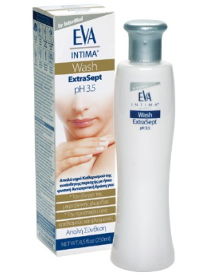 Intermed - Eva Intima Wash EXTRASEPT, pH 3.5, 250ml