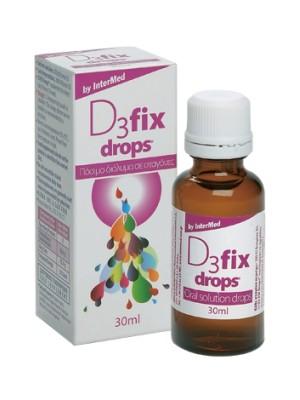 intermed - D3 Fix Drops, 30ml