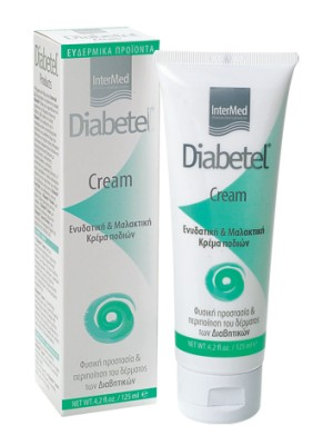 intermed - Diabetel Cream Moisturizing cream, 125ml
