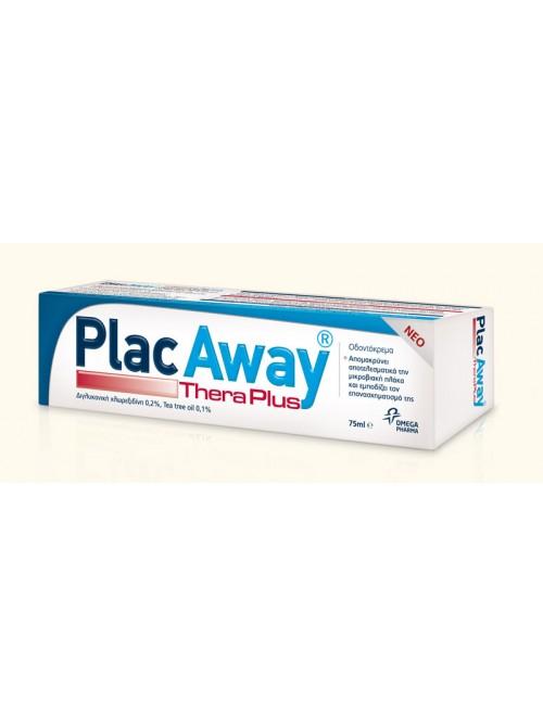 omega pharma - Plac Away Thera Plus toothpaste, 75ml