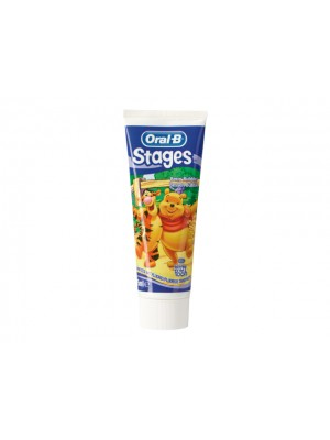 Oral-B - Stages, Kids Dental Health Care, 75ml