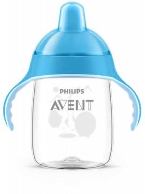 Philips AVENT - Κύπελλο με λαβές, Μπλέ, 340ml, SCF755/05