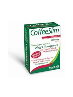 Health Aid - CoffeeSlim, 60 Capsules