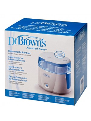 Dr Brown's  - Electric Steam Sterilizer for 6 Bottles ,856-GB