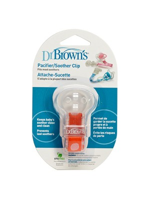 Dr Brown's  - Pacifier Clip ,990-GB