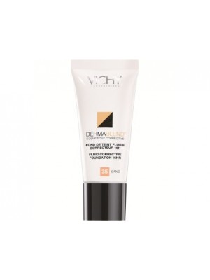 Vichy - DERMABLEND Fluide, CORRECTIVE FLUID FOUNDATION, 45 - Gold, 30ml