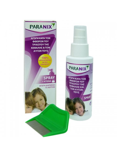Omega Pharma - Paranix spray, 100ml