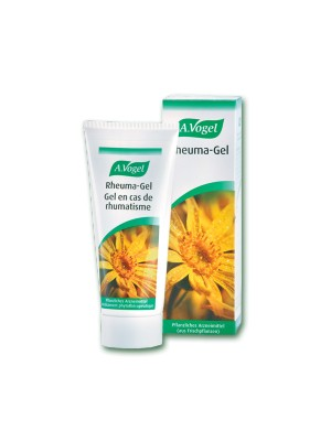 A.Vogel - Atrogel, Arnica gel is a herbal remedy used for pain relief in stiff muscles and joints, 100ml