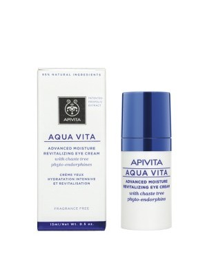 APIVITA -  AQUA VITA, Advanced Moisture Revitalizing Eye Cream, 15ml