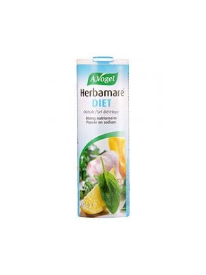 A.Vogel - Herbamare Diet, herbal seasoning suitable for sodium restricted diets,125gr