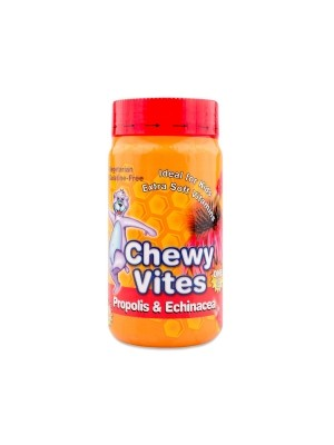 Vican - Chewy Vites  - Propolis & Echinacea, 60 chewables