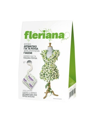 Power Health -  Fleriana, Νatural Αromatic for clothes, 3 sachets