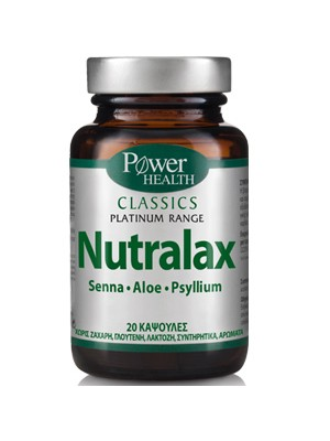 Power Health - Classics – Nutralax, 20 capsules