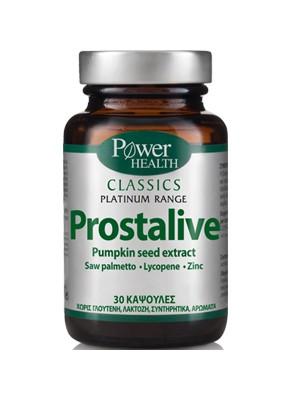 Power Health - Classics - Prostalive, Ο… προστάτης, του προστάτη, 30 κάψουλες