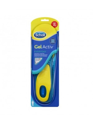 Scholl - GelActiv Everyday, Men (42-48)