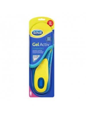 Scholl - GelActiv Everyday, Women (37-42)