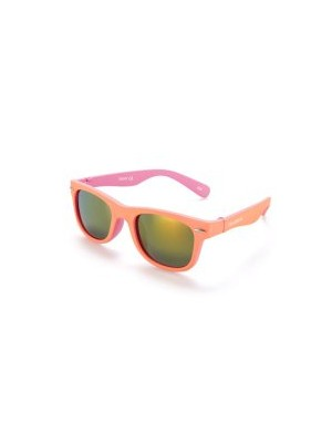 Doubleice - sun glasses ,Sun kids 4+ orange-pink