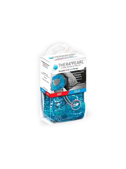 TheraPearl - Θερμοφόρα / Παγοκύστη για το Γόνατο με ιμάντα περίδεσης, 1τμχ