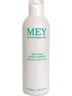 MEY VITAL SAVON LIQUIDE - Απαλό, υγρό σαπούνι καθαρισμού, για όλους τους τύπους δέρματος, 200ml