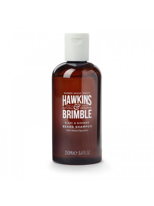 Hawkins & Brimble - beard shampoo with elemi & ginseng, 250ml