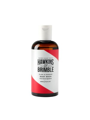 Hawkins & Brimble -  body wash with elemi & ginseng, 250ml