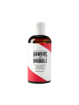Hawkins & Brimble - shampoo with elemi & ginseng , 250ml