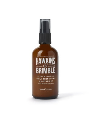 Hawkins & Brimble - daily energising moisturiser with elemi and ginseng, 100ml
