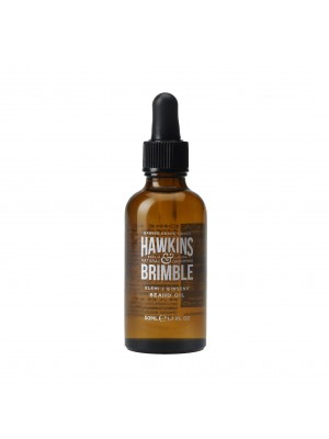 Hawkins & Brimble - beard oil with elemi & ginseng, 50ml