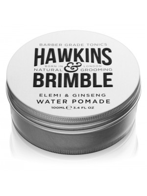 Hawkins & Brimble - water pomade with elemi & ginseng, 100ml