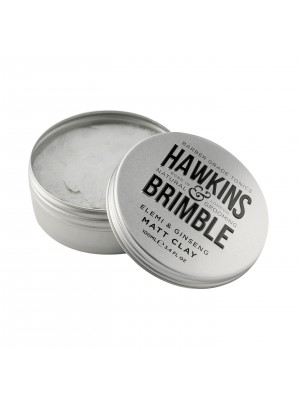 Hawkins & Brimble - matt clay with elemi & ginseng, 100ml
