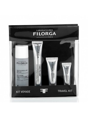 Filorga - Time Filler 15 ml Tim e Filler Eyes 4ml Meso + 10 ml Solution Micel, 50 ml