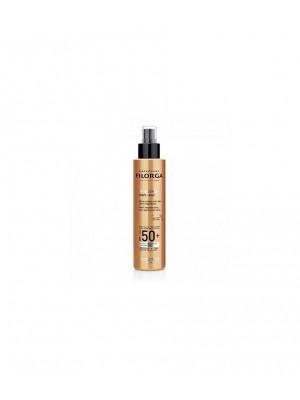 Filorga - UV-Bronze Body SPF50+ Αντηλιακό λάδι για το σώμα με ενισχυμένη αντιγηραντική και επανορθωτική Δράση, 150ml