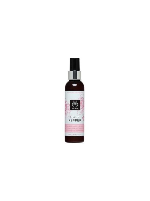 Apivita - ROSE PEPPER Ενισχυμένος Ορός Αναδιαμόρφωσης με Κόκκινο πιπέρι & Τριαντάφυλλο, 150ml