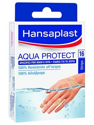 Hansaplast - Aqua Protect Especially For Hands