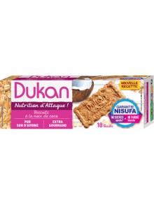DUKAN - DEX Coconut Oat Bran Biscuits, 225gr