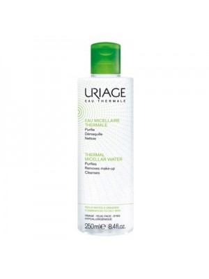 Uriage - Thermal Micellar Water For Combination - Oily Skin, 250ml
