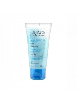 Uriage - Gentle Jelly Face Scrub, 50ml