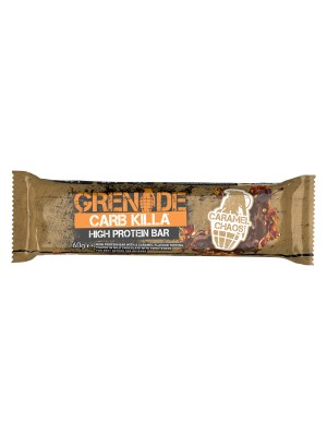 Grenade - Carb Killa High Protein Bar Carmel Chaos, 60gr