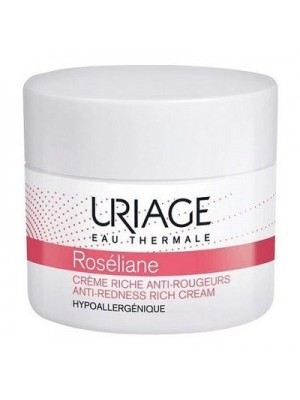 Uriage - Roseliane Creme Riche Anti-Rougeurs Rich Cream Soothing Care, 50ml