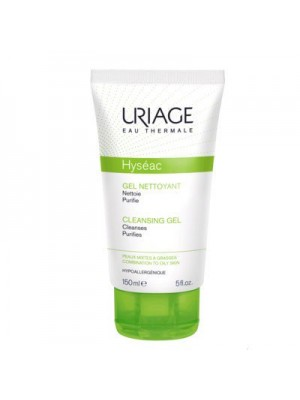 Uriage - Hyseac Gel Nettoyant Purifying Cleansing Gel, 150ml