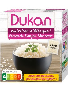 dukan - konjac rice, 100 gr