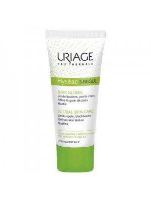 Uriage - Hyseac 3-Regul  Global Care For Acne, 40ml