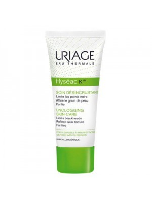 Uriage - Hyseac K18 Cream Unclogging Cream For Acne, 40ml