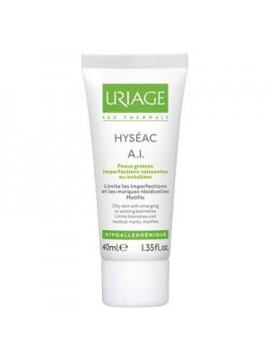 Uriage - Hyseac A.I. Cream For Acne, 40ml