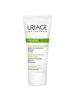 Uriage - Hyseac R Restructurant Creme For Skin Dried By Treatments, 40ml